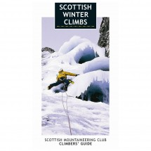 SMC - Scottish Winter Climbs - Ice climbing guides