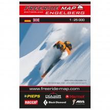 FRM - Freeride Map - Switzerland Engelberg