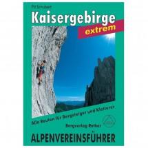 Bergverlag Rother - Kaisergebirge Extrem