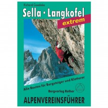 Bergverlag Rother - Dolomiten - Sella und Langkofel Extrem