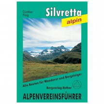 Bergverlag Rother - Silvretta Alpin