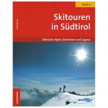 Tappeiner - Skitouren Südtirol Band II - Hiihtoretkioppaat 1. Auflage 2008