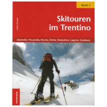 Tappeiner - Skitouren im Trentino - Hiihtoretkioppaat 1. Auflage 2010