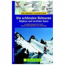 Bruckmann - Die schönsten Skitouren Allgäu & Lechtaler Alpen
