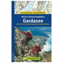 Bruckmann - Tourenführer Hüslers Klettersteigführer Gardasee