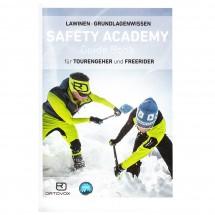 Ortovox - Lawinen-Grundlagenwissen Safety Academy Guide Book