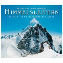 Bergverlag Rother - Himmelsleitern 50 Fels- & Eisgrate Alpen