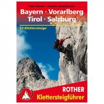 Bergverlag Rother - Klettersteige Bay,Vorarlbg,Tirol,Salzbg