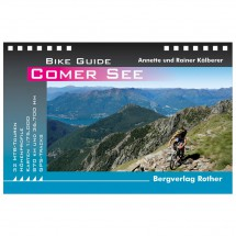 Bergverlag Rother - Comer See - Guides cyclistes