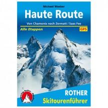 Bergverlag Rother - Haute Route - Skitourenführer