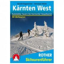 Bergverlag Rother - Kärnten West - Skitourenführer