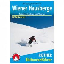 Bergverlag Rother - Wiener Hausberge - Hiihtoretkioppaat