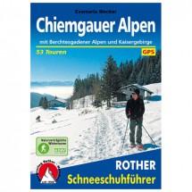 Bergverlag Rother - Chiemgauer und Berchtesgadener Alpen