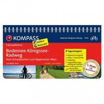 Kompass - Bodensee-Königssee-Radweg - Radführer