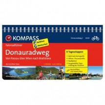 Kompass - Donauradweg Passau-Wien-Bratislava - Fietsgidsen