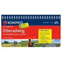 Kompass - Elberadweg von Magdeburg nach Cuxhaven