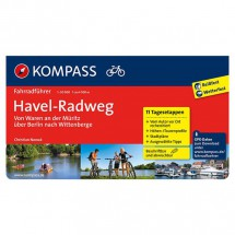 Kompass - Havel-Radweg - Guides cyclistes