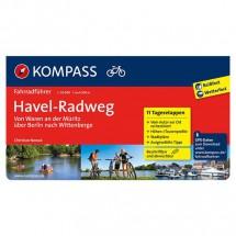 Kompass - Havel-Radweg - Pyöräilyoppaat