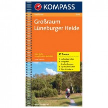 Kompass - Lüneburger Heide - Radführer