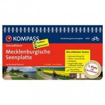 Kompass - Mecklenburgische Seenplatte - Radführer