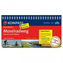 Kompass - Moselradweg von Perl bis Koblenz - Fietsgidsen