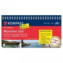 Kompass - München Süd - Pyöräilyoppaat