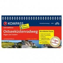 Kompass - Ostseeküstenradweg 1 Rügen und Usedom - Radführer