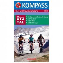 Kompass - Ötztal - Pyöräilyoppaat