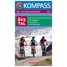 Kompass - Ötztal - Radführer