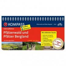 Kompass - Pfälzerwald und Pfälzer Bergland - Radführer