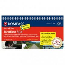 Kompass - Rennradführer Trentino Bd 2: Trentino Süd