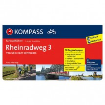 Kompass - Rheinradweg 3 - Cycling Guides