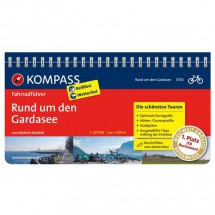 Kompass - Rund um den Gardasee - Cycling Guides