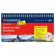 Kompass - Rund um den Gardasee - Pyöräilyoppaat