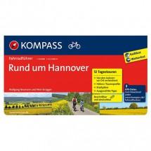 Kompass - Rund um Hannover - Pyöräilyoppaat