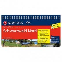 Kompass - Schwarzwald Nord - Pyöräilyoppaat