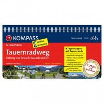 Kompass - Tauernradweg - Pyöräilyoppaat