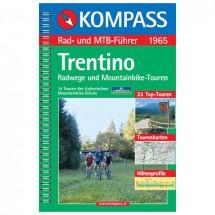 Kompass - Trentino - Pyöräilyoppaat