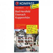 Kompass - Bad Hersfeld - Radkarte