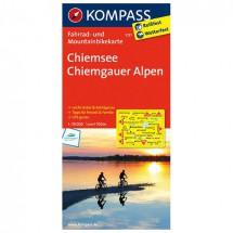 Kompass - Chiemsee - Cycling maps