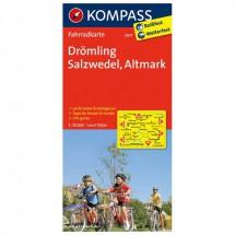 Kompass - Drömling - Pyöräilykartat