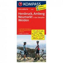 Kompass - Hersbruck - Pyöräilykartat