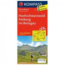 Kompass - Hochschwarzwald - Pyöräilykartat