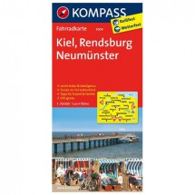 Kompass - Kiel - Cycling maps
