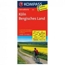 Kompass - Köln - Radkarte