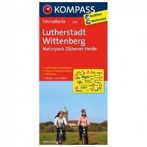 Kompass - Lutherstadt Wittenberg - Radkarte