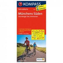 Kompass - Münchens Süden - Cycling maps