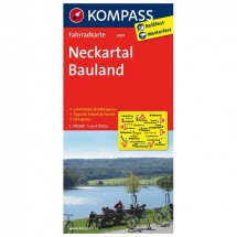 Kompass - Neckartal - Cycling maps