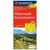 Kompass - Pfälzerwald - Cycling maps