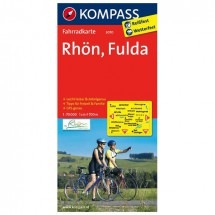 Kompass - Rhön - Cycling maps